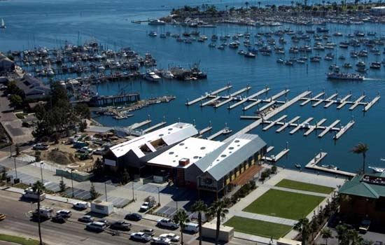 The Wharf at America's Cup Harbor
